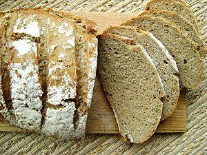 Συνταγή: Ψωμί φαγόπυρου χωρίς γλουτένη. Ιδανικό για διαβήτη, χοληστερίνη, αδυνάτισμα και γεύση!