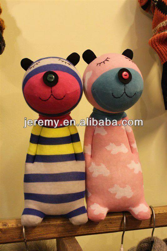 M s de 1000 ideas sobre juguetes de calcet n en pinterest for Munecos con calcetines