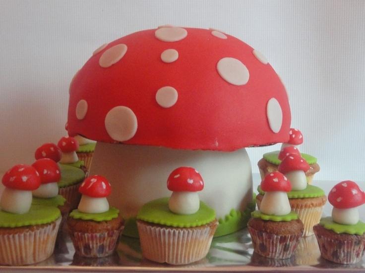 en de grote taart! Die kunnen we vast ook maken