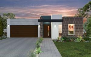 House Plan - David Reid Homes - Macquarie Modern 4 bedrooms, 2 bath, 212m2 #building #architecture #davidreidhomesaus