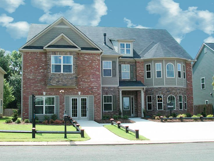 29 best images about meritage homes in charlotte nc on for 3 car garage cost per square foot