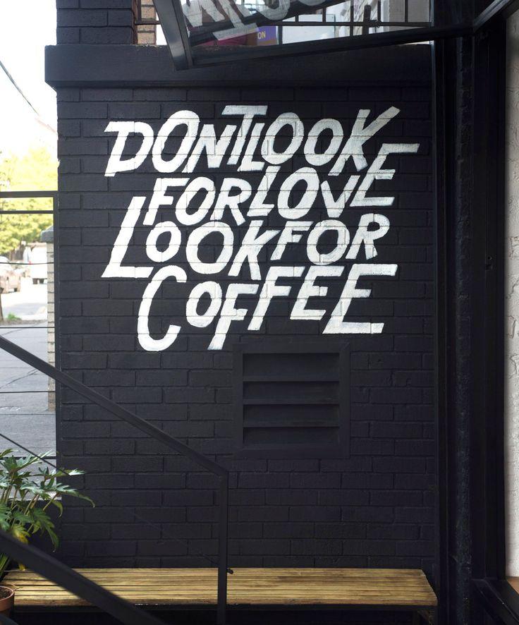 Timothy Goodman. #love #coffee #art