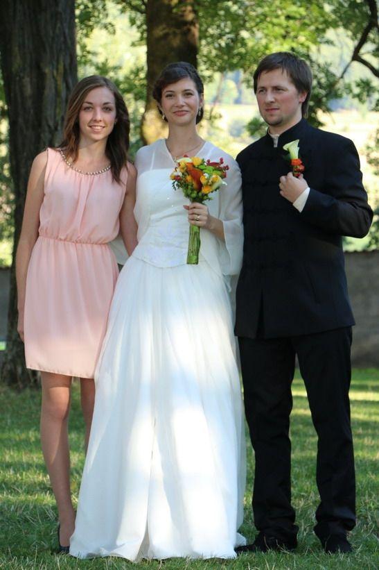 Silk wedding dress #ILLANGO #silk #weddingdress