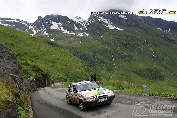 Gr.B Rallyelegenden 2016