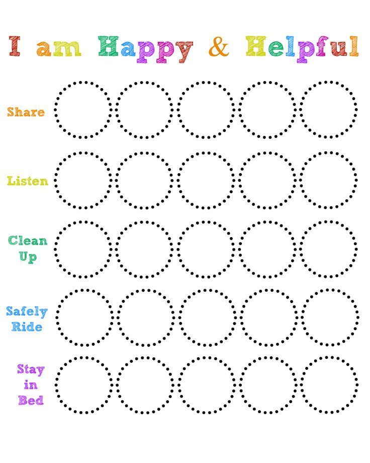 17 best incentive charts images on Pinterest School, DIY and - printable behavior chart