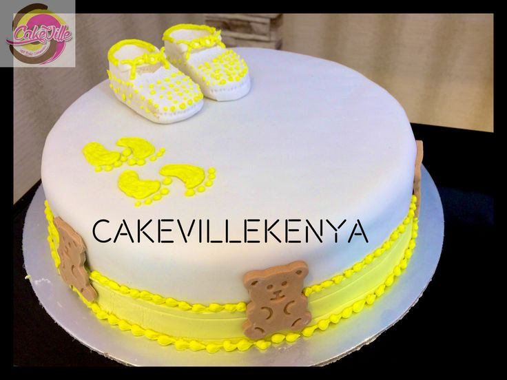 Special Baby Shower Cake :-)