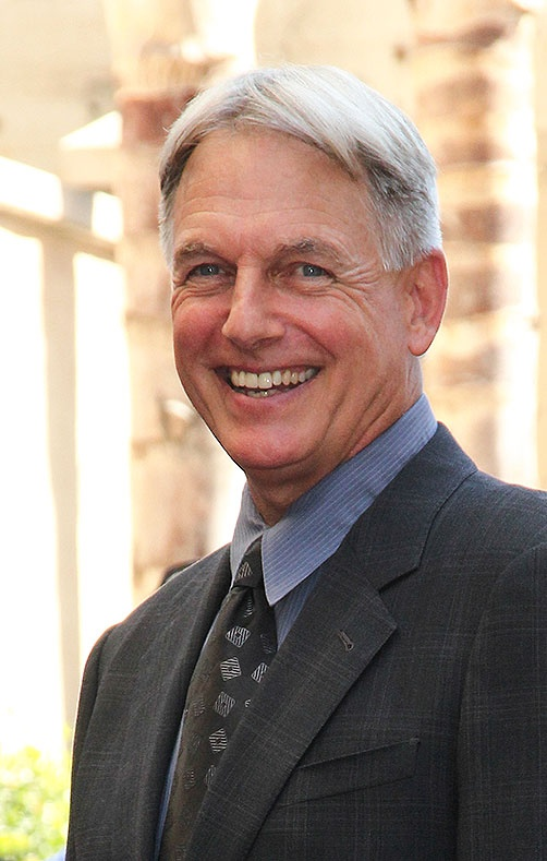 Mark Harmon. Aged to perfection.<------- no. His name is Jethro Roy Gibbs... you're wrong...