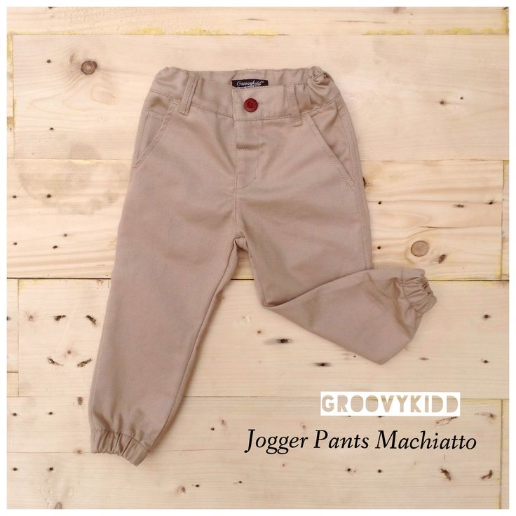 Jogger Machiato Pants PRODUCT TYPE : PANTS COLOR : Cream MATERIAL : ADJUSTABLE WAIS  PRICE : 160k   For further information , you can contact us through -whatsapp:081320942222- -line ID :groovykidd  -bbm : 52AA2CC5 -Phone :022-87788662 Please put your data as below  -NAME -ADDRESS -PHONE NUMBER -E-MAIL -ORDER   WE WILL NOT REPLY COMMENT ON PICTURE Seluruh pertanyaan mengenai detail produk, harap hubungi admin kami