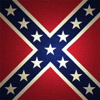 Those who preferred a very different flag from that of the United States proposed several different flags, one of which resembled what would later become the Confederate battle flag.