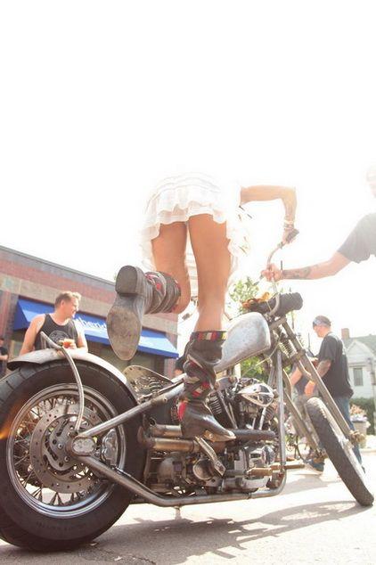 Biker Queens : Photo