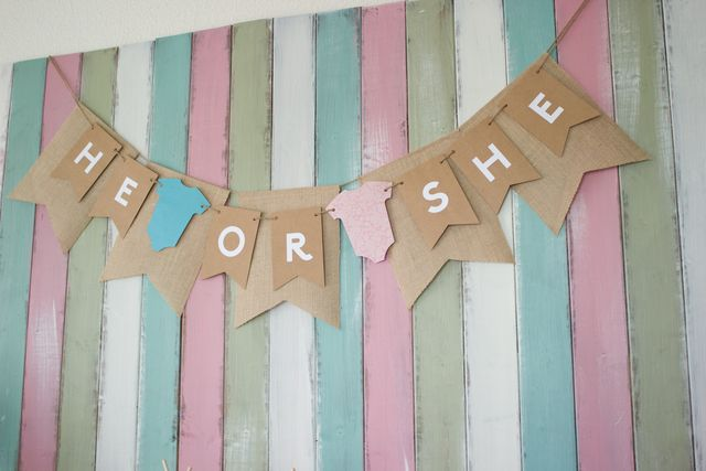Gender Reveal Party Ideas | Photo 1 of 23 | Catch My Party