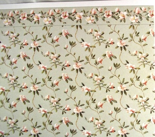 1000+ Images About Dollhouse Wallpaper On Pinterest