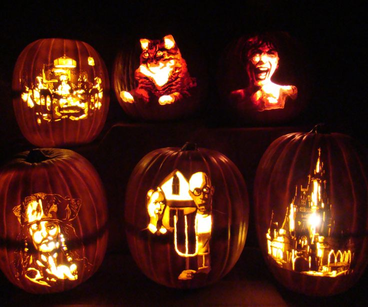 Pumpkin carving is a great way to create a piece of art. The problem is, your artwork is completely gone after just a few days. There is however a simple solution… the faux pumpkin. Faux pumpkins last forever and afford you the opportunity to spread out your carving time if needed.