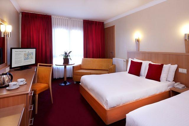 Clayton Hotel Leeds-Double Room