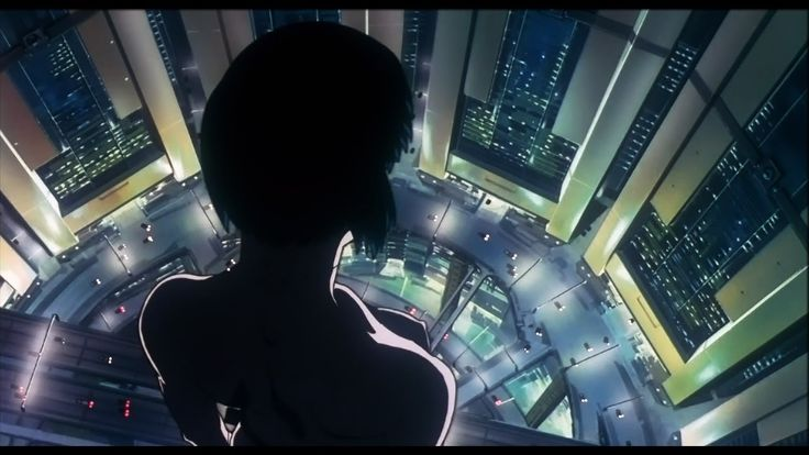 Ghost in the Shell 1995 HD Trailer