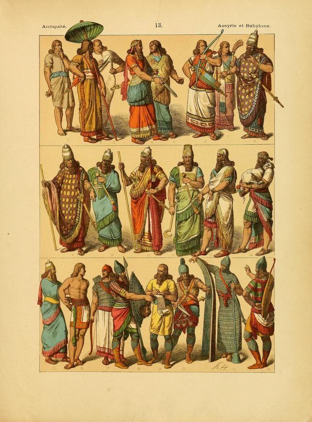 20 best Mesopotamia Fashion images on Pinterest