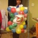 Coolest Homemade Jelly Beans Costume