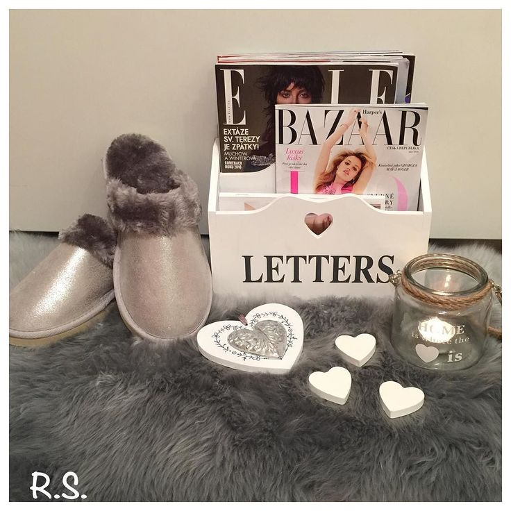 Shared by romana_spurna_ #homedesign #contratahotel (o) http://ift.tt/1QdVbtN #homedecor  #homeswethome #home #homesweethome #homemade #wintage #vintage #letters #silver  #heard #candle #candles #shoes #bazaar #bazaarmagazine #elle #ellemagazine #whiteandgrey #design #interiordesign #pepco #pepcohome #ikea #maxidesign  #tchibo #slippers #softieshoe