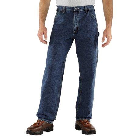 Carhartt Work Pants - Washed Denim (For Men))