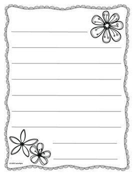 freebie mother s day letter writing papers teachers pay teachers