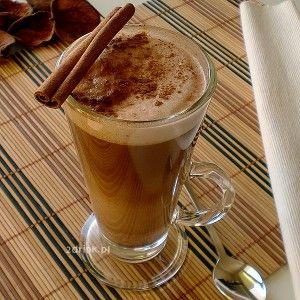 Cynamonowe latte z czekoladą « 2DRINK.PL