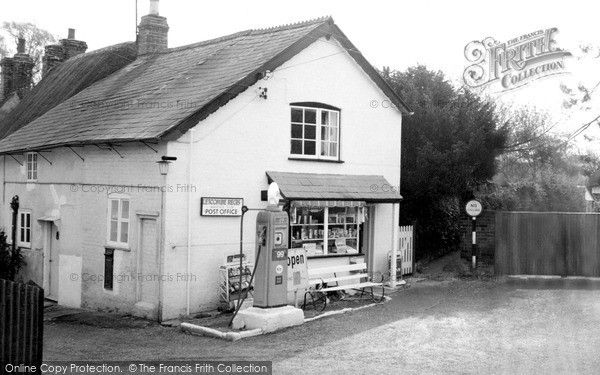 Letcombe Regis, Post Office Stores c.1965, from Francis Frith