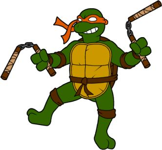 Pin by evan williams on tv springfield punx south park - Michaelangelo tortue ninja ...