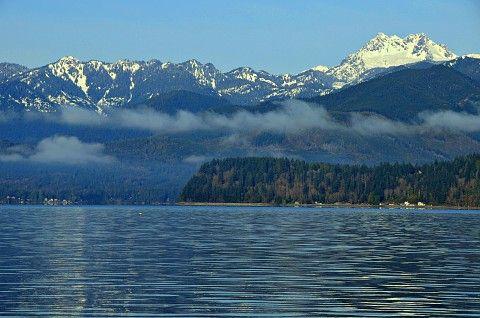 Washington State Scenic Areas | Scenic Beach State Park