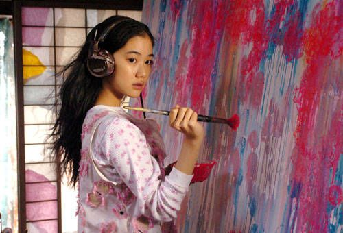 "Yu Aoi , Aoi Yu(蒼井優) / ""Honey and Clover"""