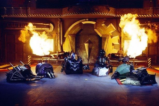 Robot Wars | 44 TV Shows That Defined Every British Person's Childhood
