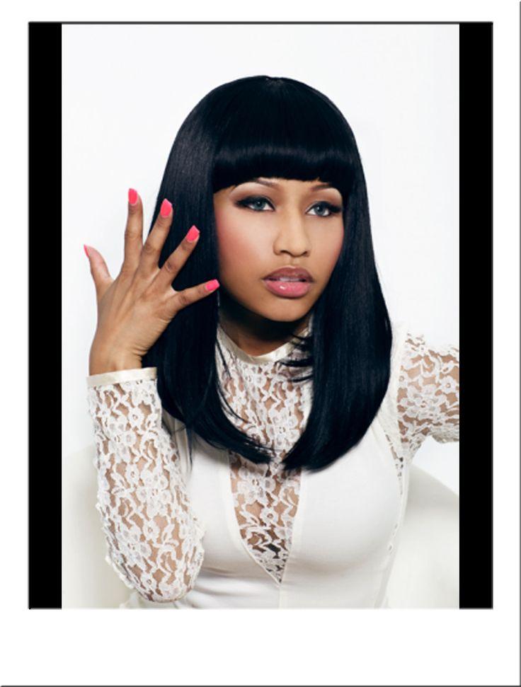 Nicki Minaj Without A Wig Or Weave 17 Best ideas a...