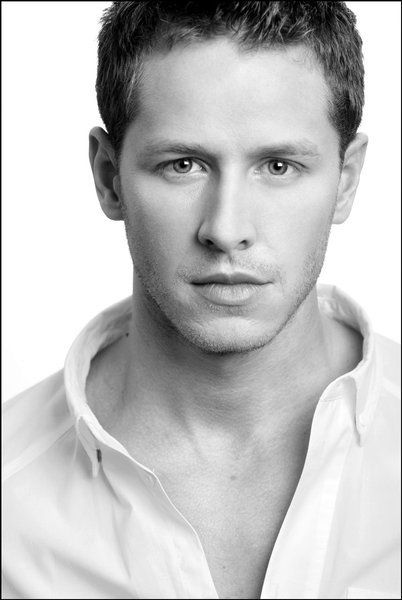 """Actor Josh Dallas from the TV show """"Once Upon A Time"""""""