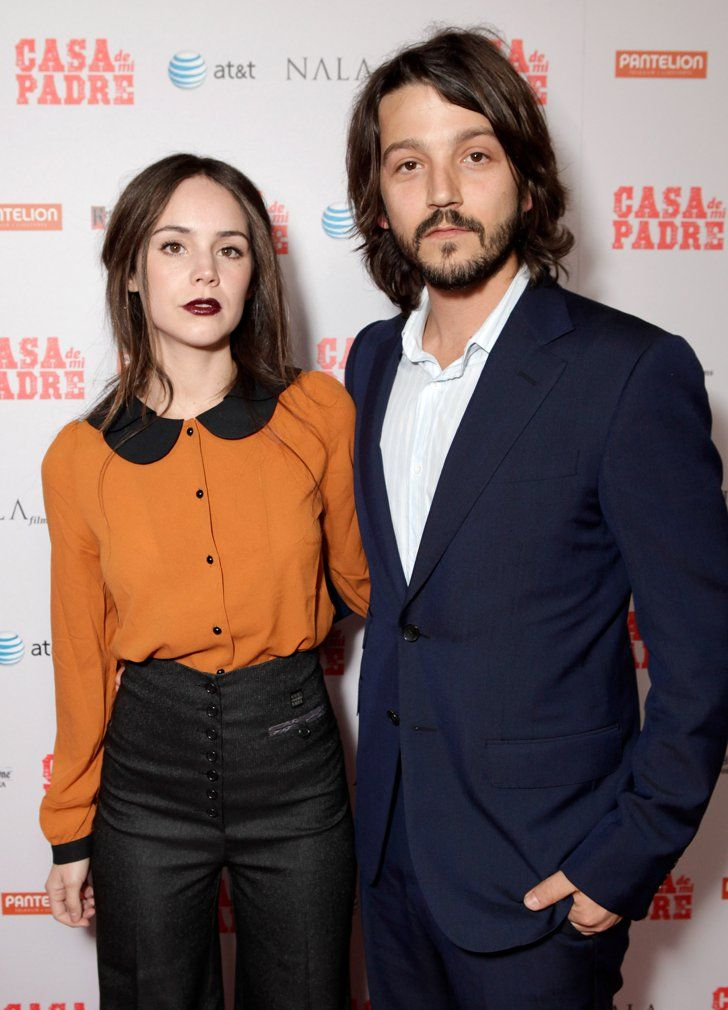 Pin for Later: Get to Know More About Diego Luna Before Rogue One Comes Out and He Becomes an Even Bigger Star He Was Married to Thalia's Niece