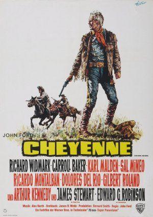 Cheyenne Movie | Movie Posters For Cheyenne Autumn Movie Trailer | Online4Movies.com
