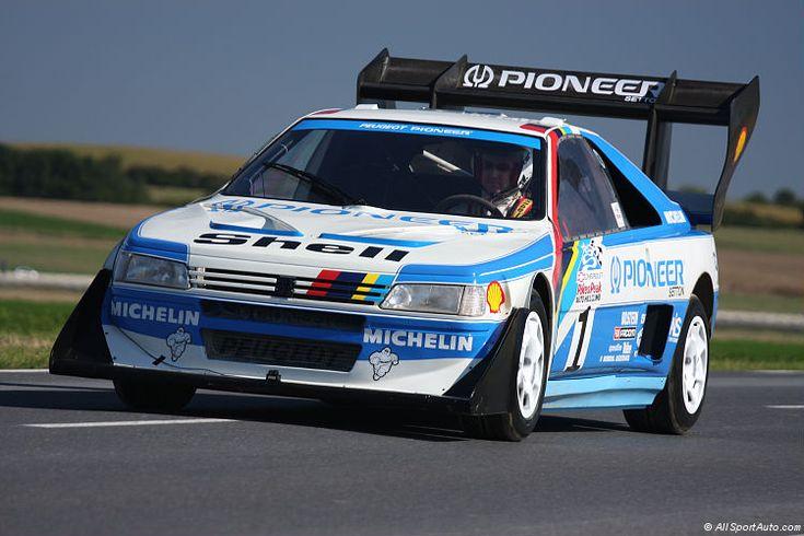 Peugeot 405 Turbo 16 Pikes Peak