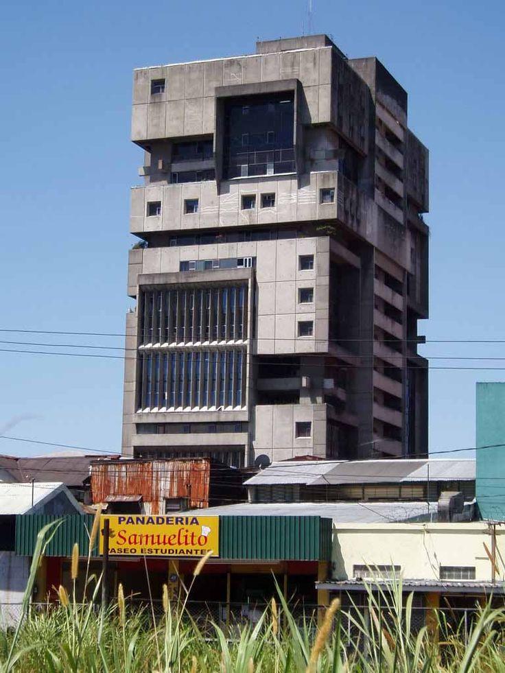 apartment block, San Jose, Costa Rica - 19??  Paulo Mendes Da Rocha