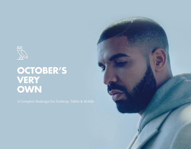 Ознакомьтесь с этим проектом @Behance: «October's Very Own Concept» https://www.behance.net/gallery/31296501/Octobers-Very-Own-Concept