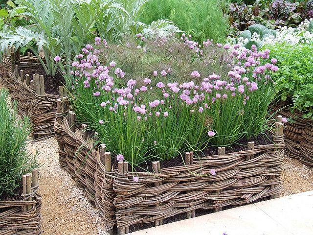 "Daylesford Organic's ""Summer Solstice"" garden by Nina Pope, via Flickr"