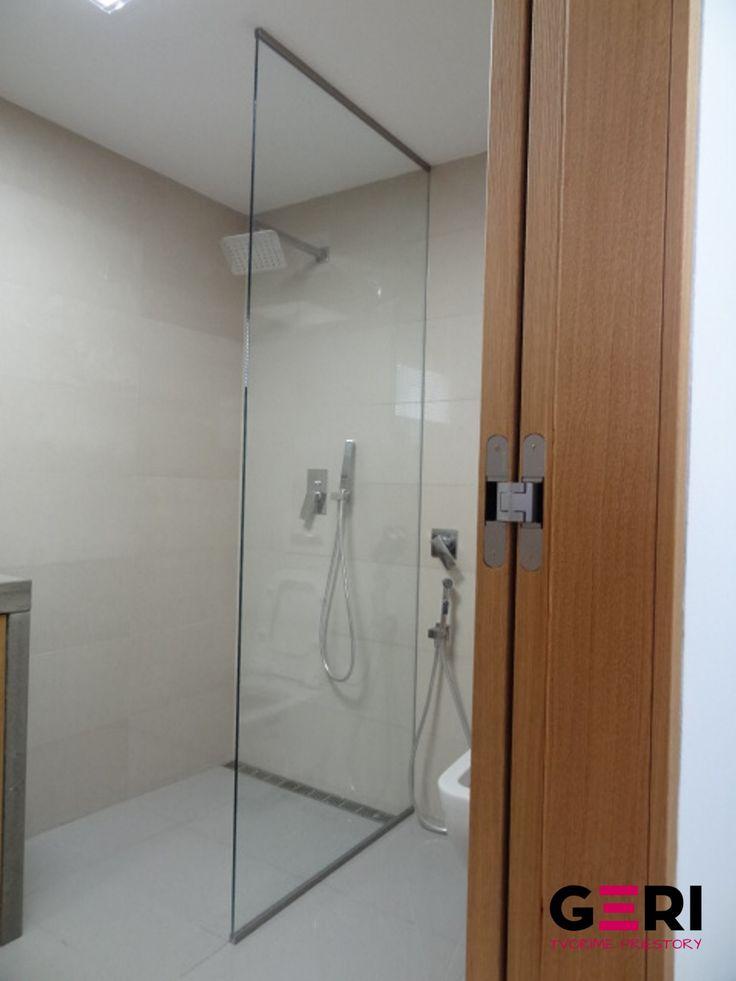 Sklenená sprchová zástena