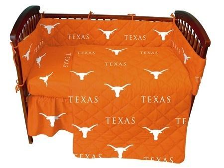 Longhorns Crib Bedding