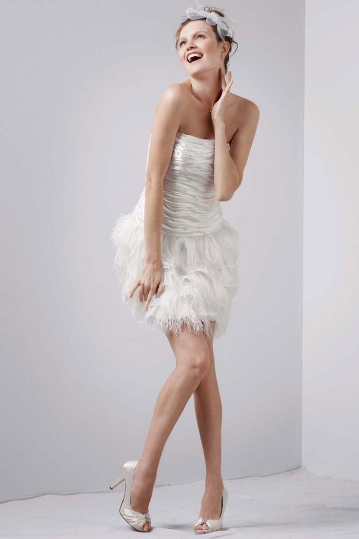 40 best David\'s Bridal Contest images on Pinterest   Wedding frocks ...