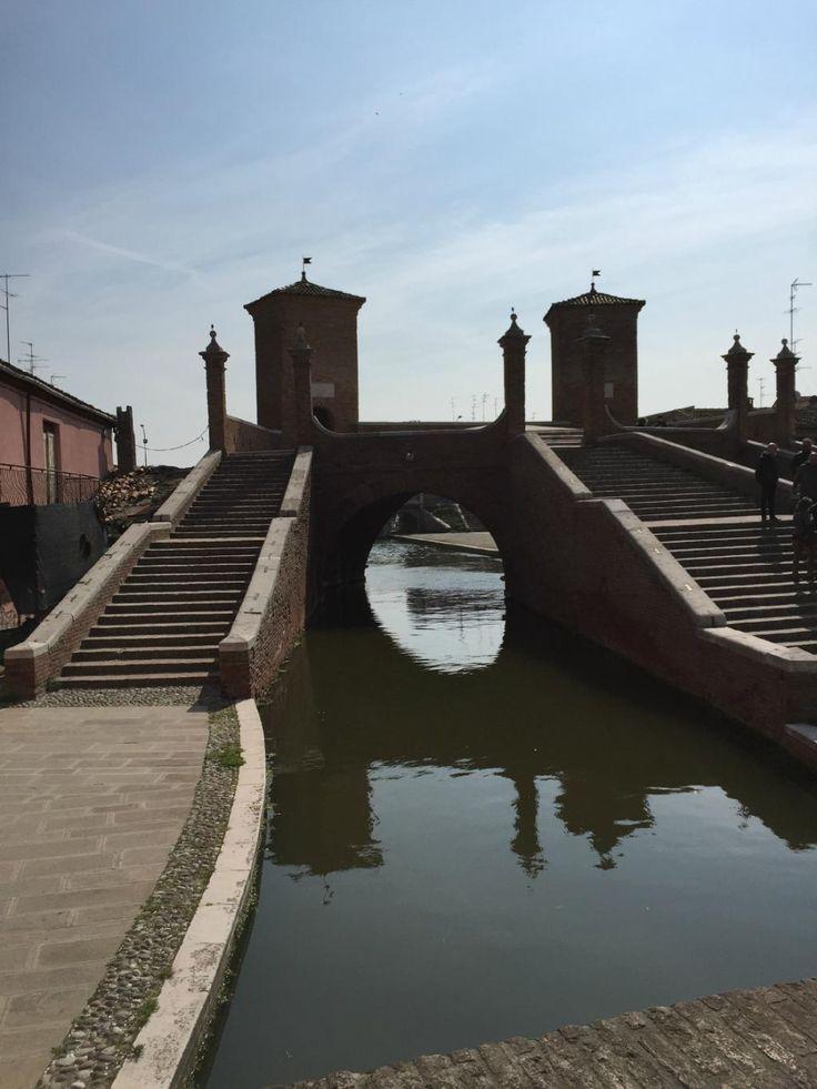 **Trepponti (little Venice) - Comacchio
