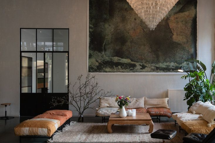"Read on for a look at what we've been admiring during this first week of the year.  Above: Margot has us keen on Fosbury & Sons, ""the office with a soul"", a new co-working space in Antwerp complete wi"