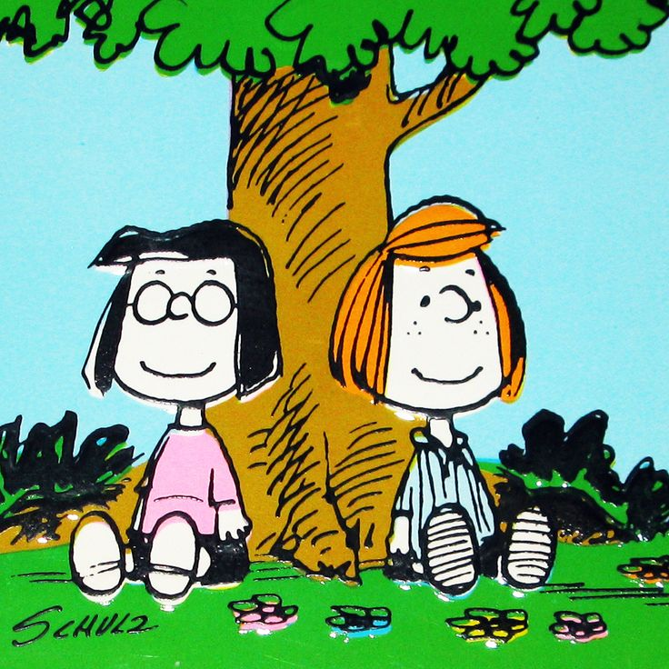 17 Best Images About PEPPERMINT PATTY & MARCIE On