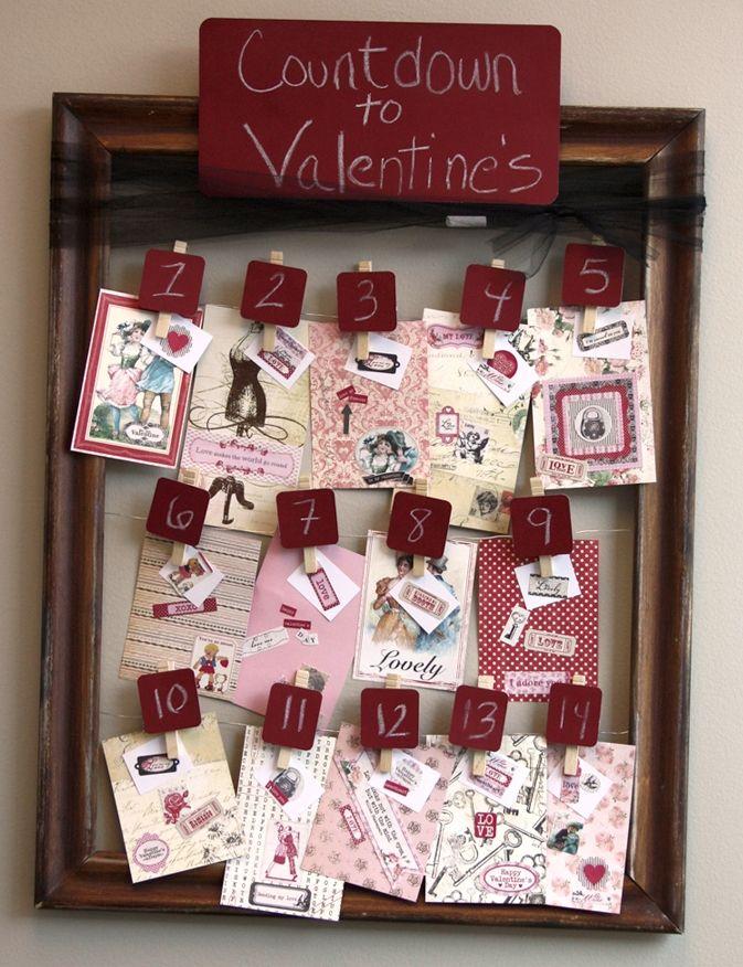 Romantic Advent Calendar Ideas : Best calendars primarily advent images on pinterest
