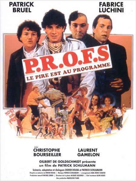 P.R.O.F.S. : affiche