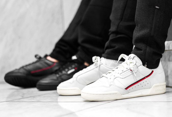 Sneaker Hall Of Fame: Adidas Continental 80 #white #footwear