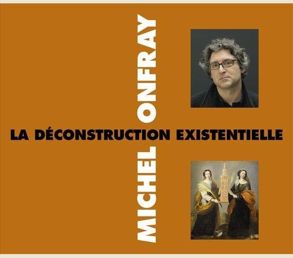 MICHEL ONFRAY - LA DÉCONSTRUCTION EXISTENTIELLE -  29.99 € TTC - Depuis l'exégèse biblique jusqu'au structuralisme, le déni de l'identité de l'auteur vient enrayer la compréhension des penseurs et de leur réflexion et vient miner le travail de la philosophie. En réponse à cette perte de sens, Michel Onfray nous expose le coeur de sa démarche philosophique et propose une méthode d'analyse alternative : la déconstruction existentielle.  #Librairieaudio #philosophes