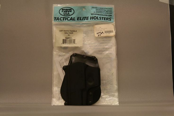 Fobus Roto Paddle Holster for Walther P99, Left handed. | eBay!