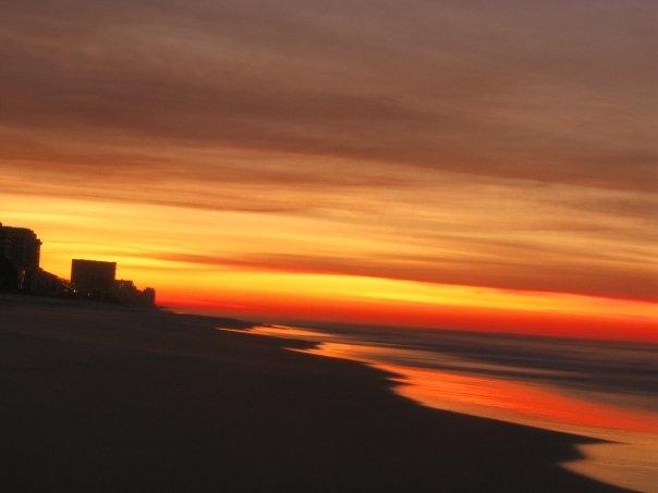 Sunrise. Destin, Florida.